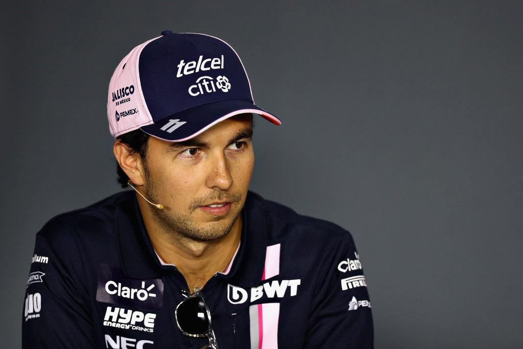 Серхио Перес: Мне было неинтересно возвращаться в McLaren