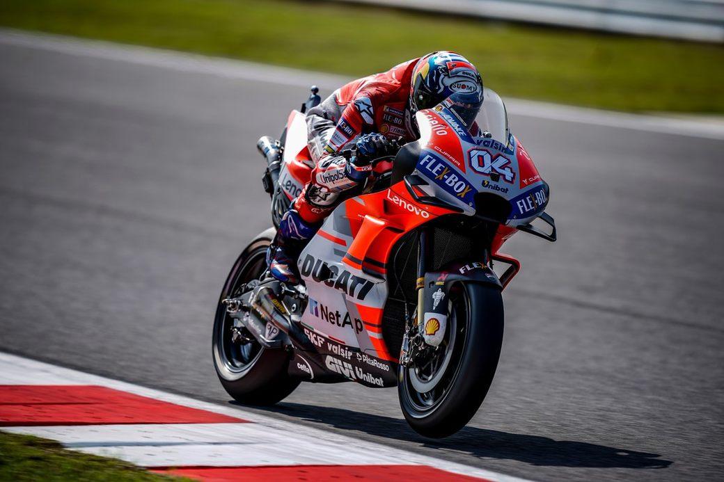 Андреа Довициозо принес Ducati первую победу в Мизано с 2007 года