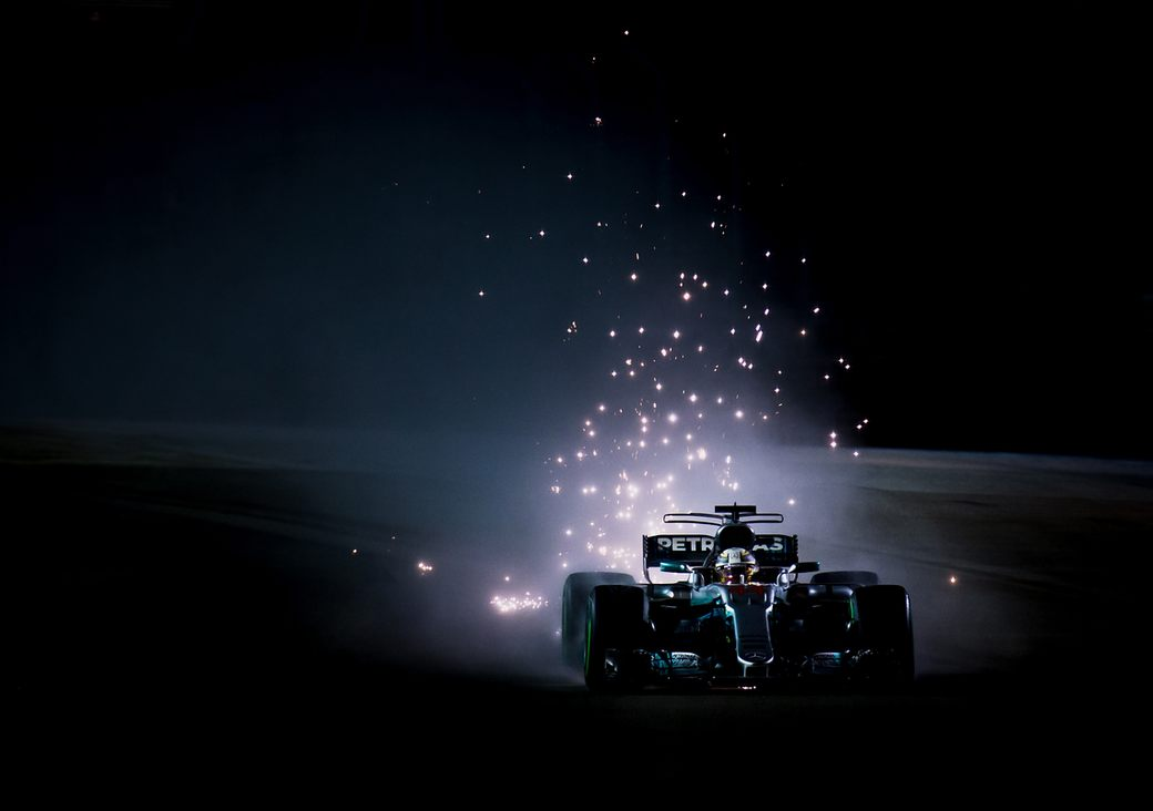 В Mercedes считают трассу Марина-Бэй чуть ли не самой сложной в календаре