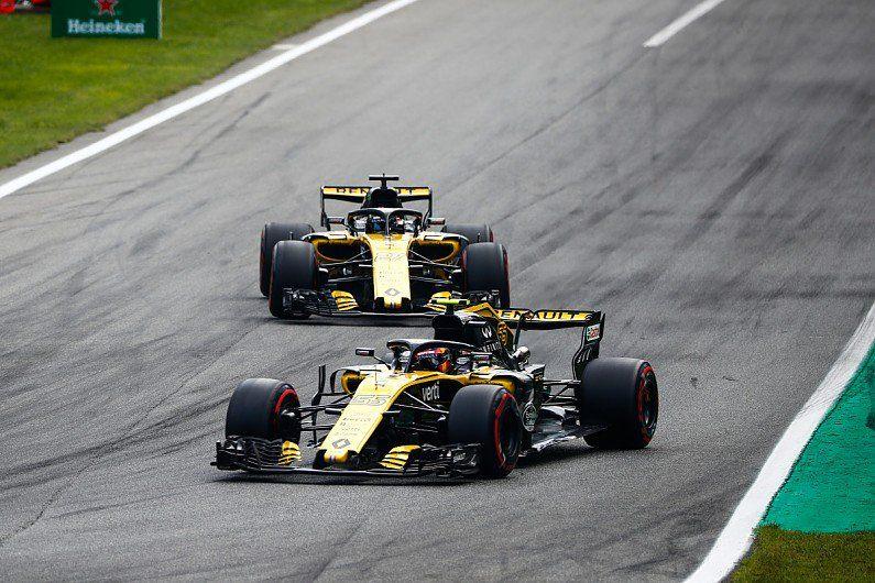 Карлос Сайнс: В 2019 году мотор Renault окажется на одном уровне с Mercedes и Ferrari