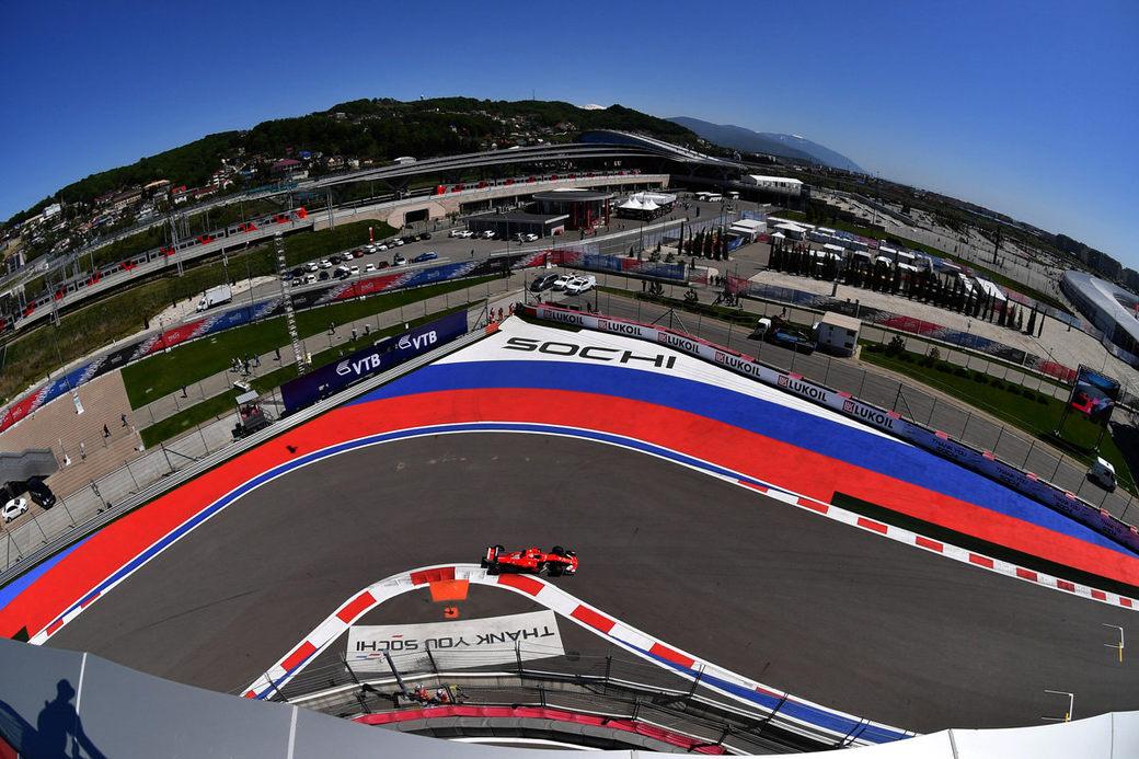 Итоги конкурса по прокачке билета на Гран При России в Сочи