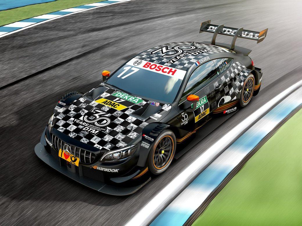 Mercedes представила ливрею автомобиля Себастьена Ожье