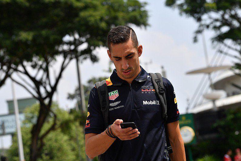 Кристиан Хорнер: Вряд ли Буэми интересно возвращение в Формулу 1