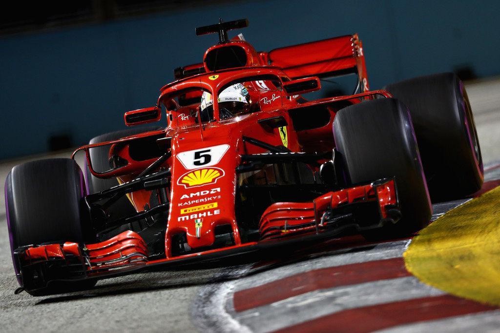 Росс Браун: В Сочи Ferrari должна переломить ситуацию в чемпионате