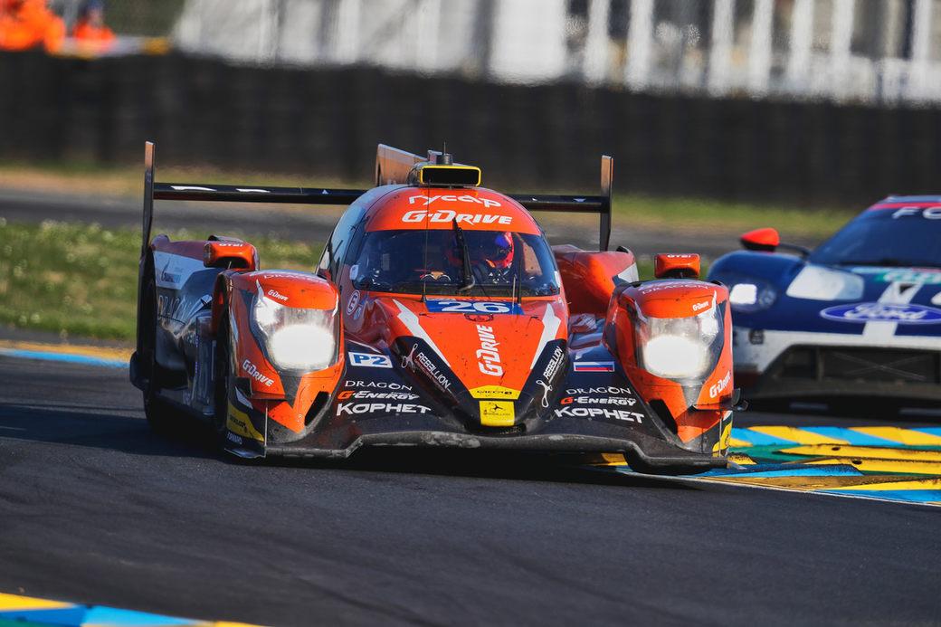 Рассмотрение официального протеста G-Drive Racing отложено на неделю