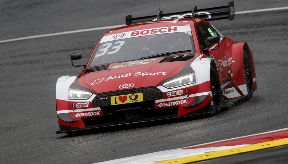 Рене Раст выиграл третью гонку подряд