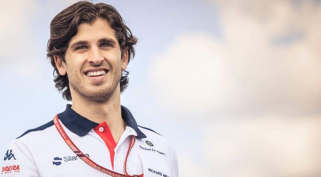 Официально: Антонио Джовинацци будет напарником Кими Райкконена в Sauber