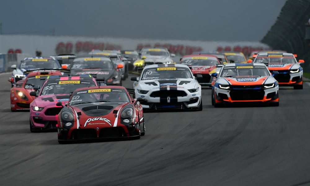 """В """"Пирелли Челлендж"""" продолжается выбор формата для гонок ГТ4"""