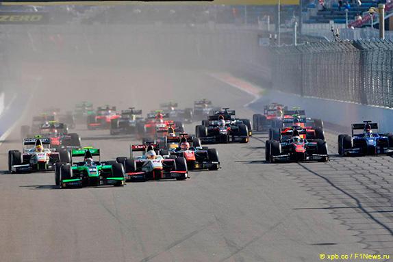 Семь причин посетить Гран При России 2018 года