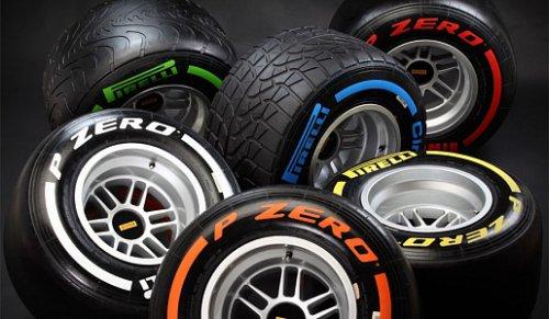 Гран При Италии: порядок смены шин
