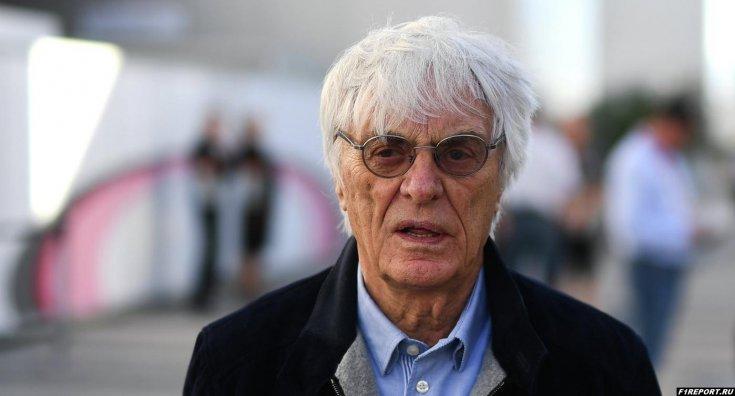 Экклстоун считает, что Mercedes и Ferrari не нужен Ферстаппен