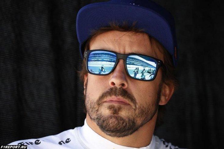 Алонсо перейдет в NASCAR?