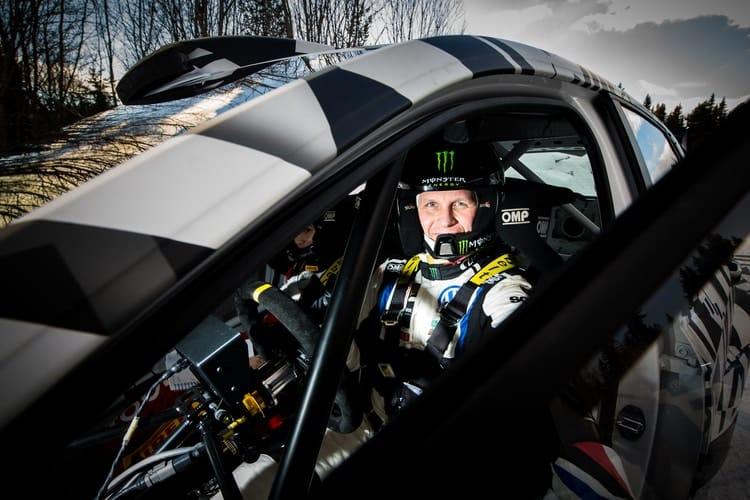 """Петтер Сольберг примет участие в испанском этапе WRC на новом """"Фольксваген Поло R5"""""""