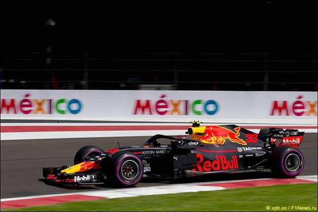 Гран При Мексики: Свободные заезды в субботу