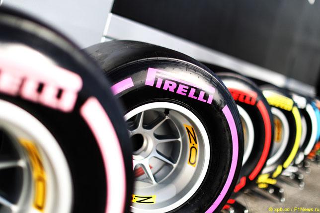 В Pirelli подтвердили выбор шин для Гран При США