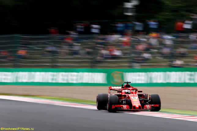 Браун: Ferrari нужно сплотиться и достойно завершить сезон