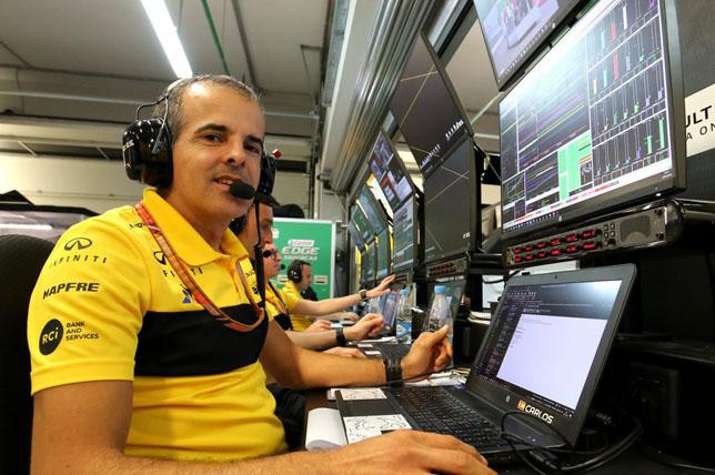 Моторист Рикардо Пентеадо о своей работе в Renault