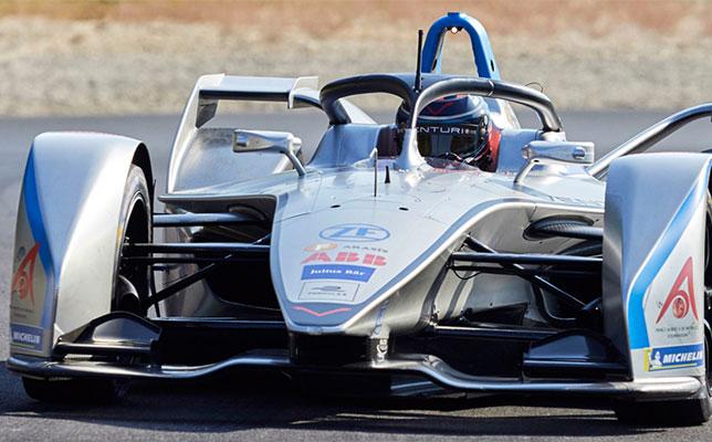 Формула E: Фелипе Масса готовится к тестам Валенсии