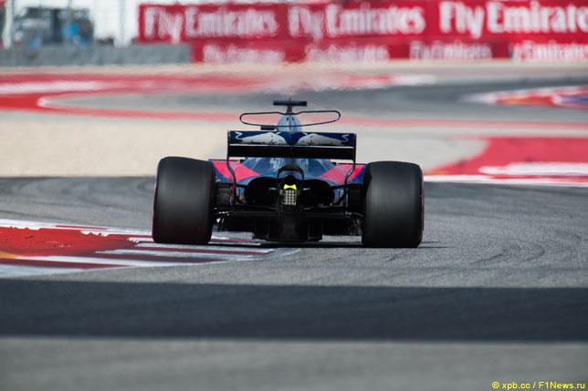 Гелаэль вернется за руль Toro Rosso на тренировке в США