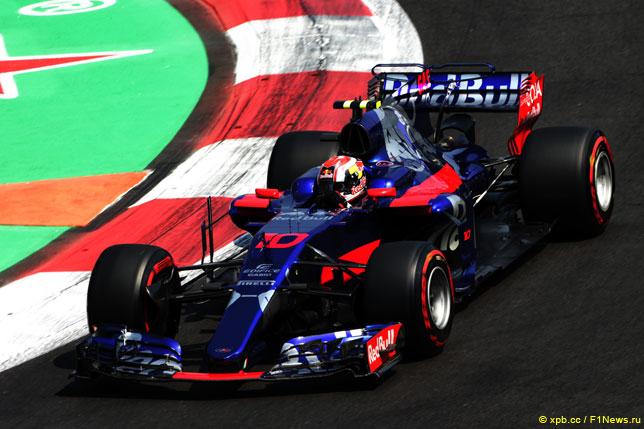 Гасли: Гран При Мексики - одна из лучших гонок сезона