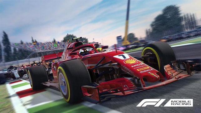 F1 Mobile Racing для iOS выпустят 18 октября