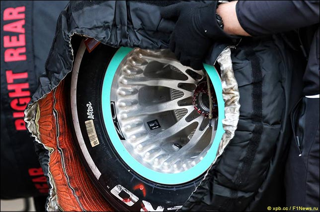 В FIA подтвердили законность решения Mercedes