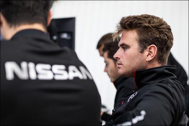 Формула Е: Роуланд заменил Элбона на тестах