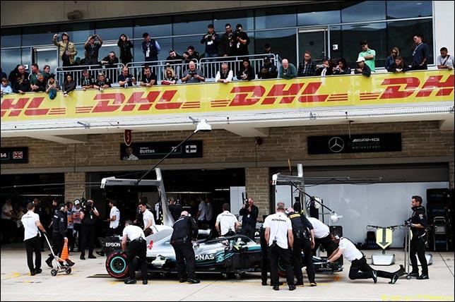 В Pirelli увеличили минимальное давление в шинах