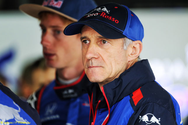 В Toro Rosso объявят второго пилота в декабре