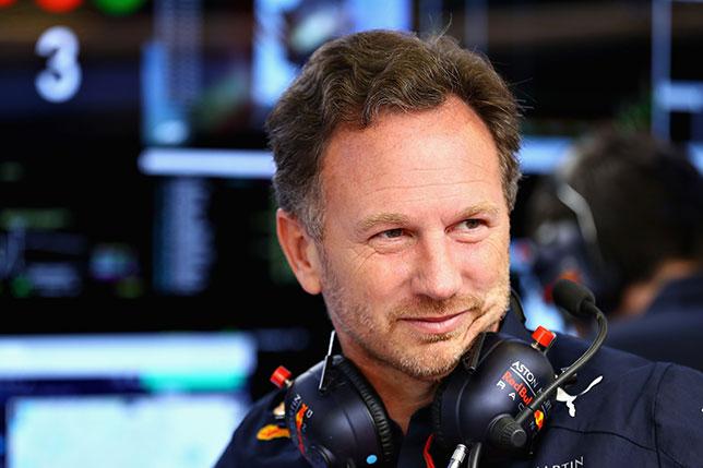Хорнер: Хочу видеть на подиуме обоих гонщиков Red Bull