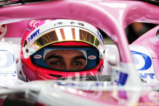 Эстебан Окон: У меня всегда есть план на гонку