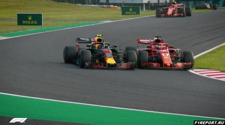 В Италии недовольны результатами команды Ferrari