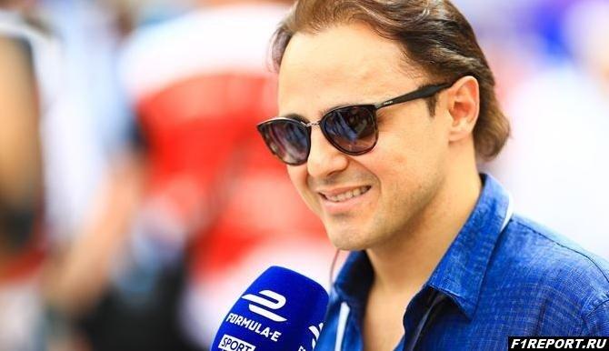 Масса:  Как только Ferrari оказывается под прессингом, у команды сразу же начинаются проблемы