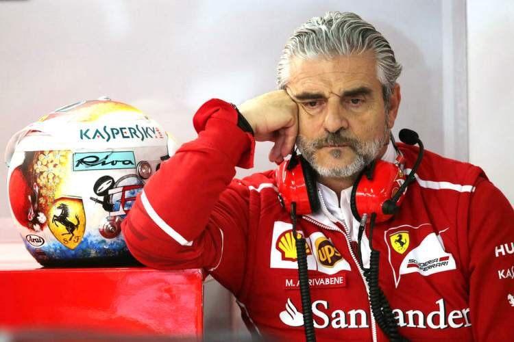 Спад результатов Ferrari связан с внутрикомандным расколом?