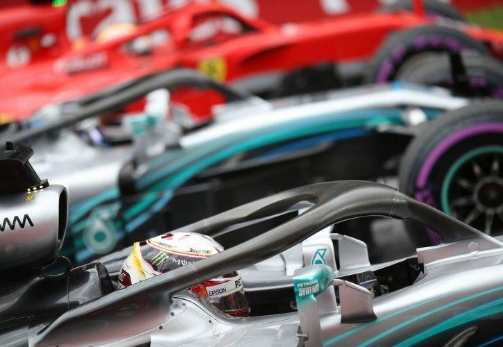 Льюис Хэмилтон: Мы выиграли психологическую войну с Ferrari