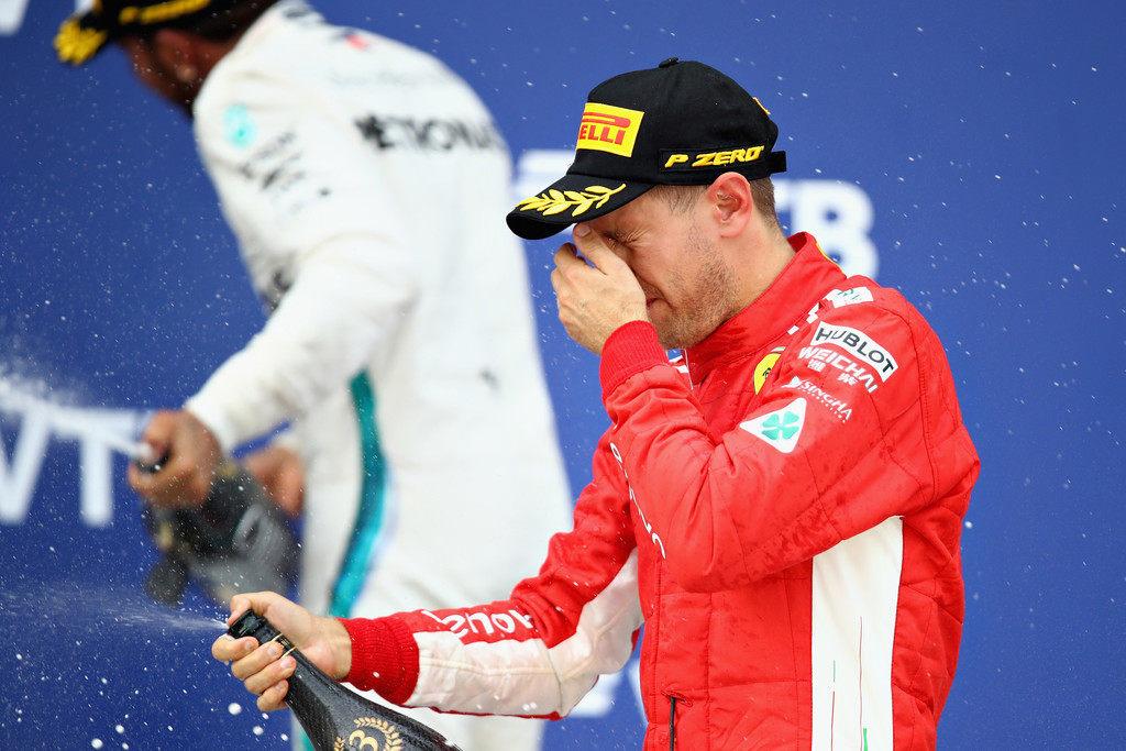 Флавио Бриаторе: Нико, объясни Феттелю, что гонка состоит из 53-х кругов, а не из одного