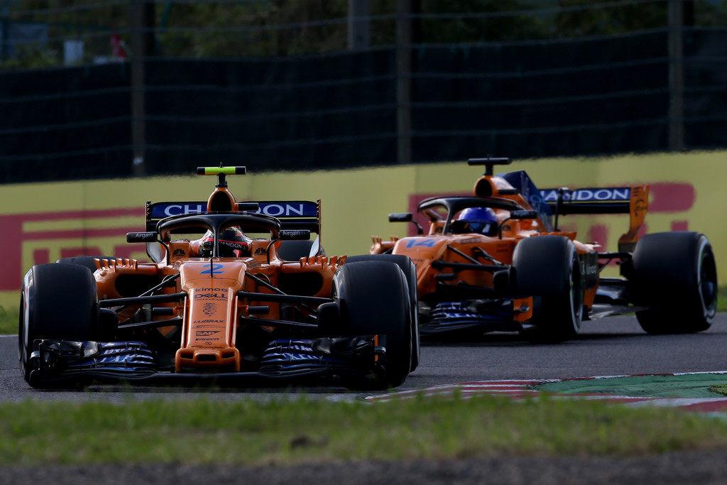Чарли Уайтинг не слышал, что McLaren опоздала с выбором шин на Сузуку