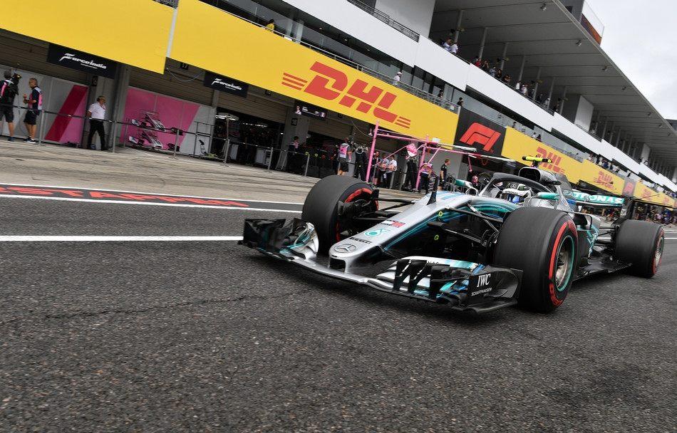 Как Mercedes сумела избежать ошибки Ferrari в квалификации?