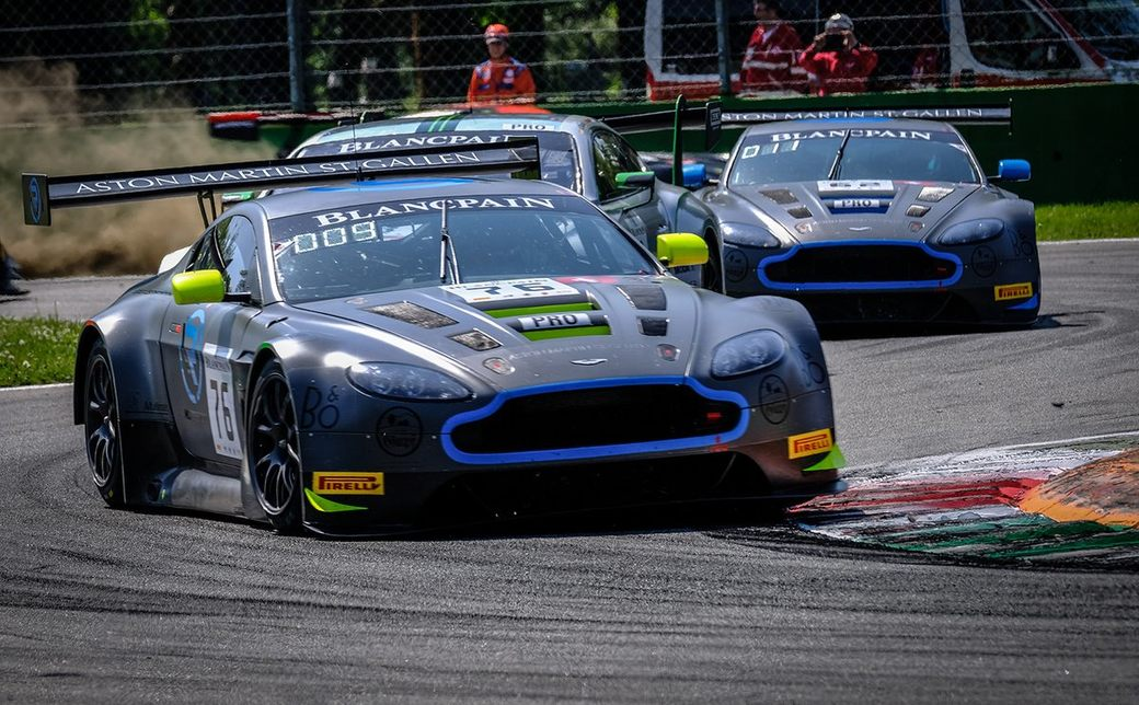 Официально: Aston Martin заменит Mercedes в DTM в 2019 году