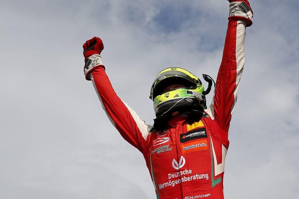 Мик Шумахер – чемпион Европейской Формулы 3 2018 года