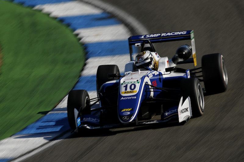 Роберт Шварцман стал бронзовым призером сезона Европейской Ф3