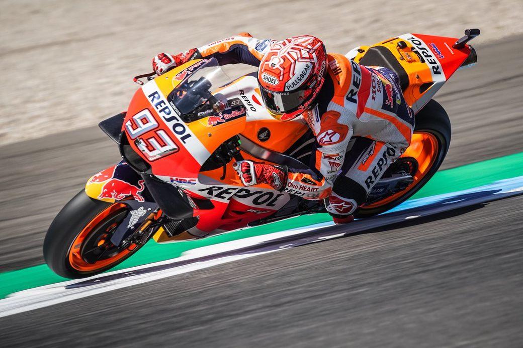 Условия досрочной победы Марка Маркеса в чемпионате на Гран При Японии