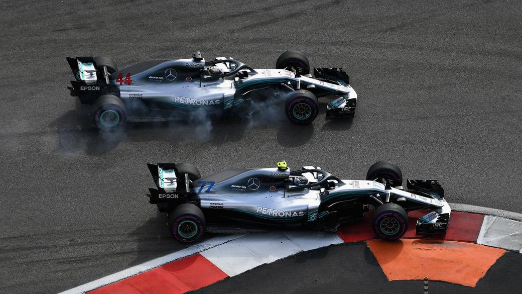 Валттери Боттас раскрыл секрет скорости машины Mercedes
