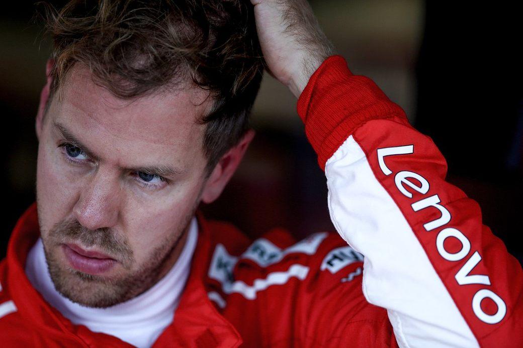 Себастьян Феттель оштрафован и потеряет три позиции на старте Гран При США
