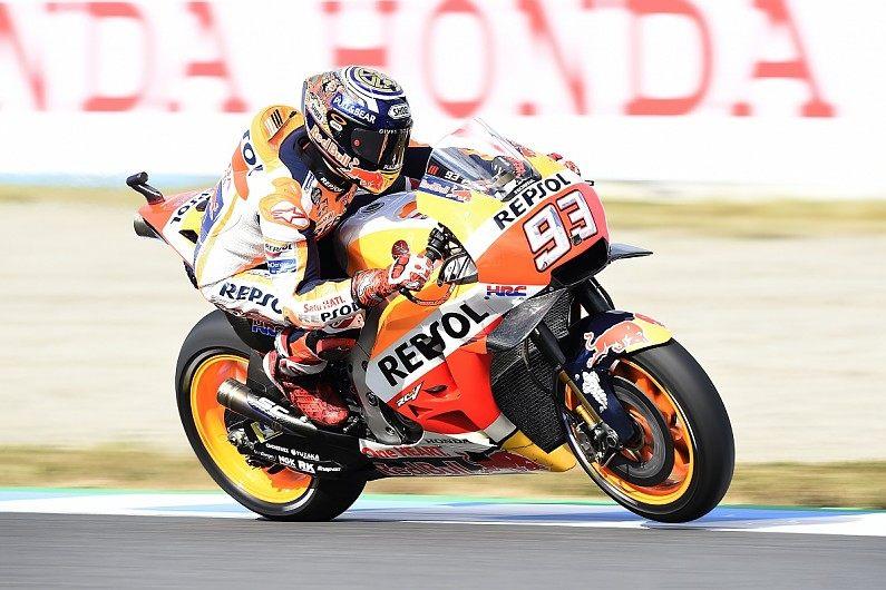 Марк Маркес стал пятикратным чемпионом мира MotoGP
