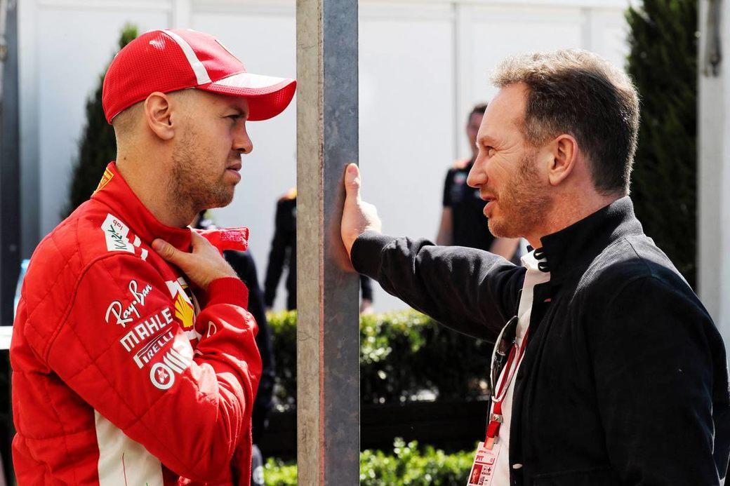 Дэвид Култхард: Я чаще вижу Феттеля в компании людей из Red Bull, а не Ferrari