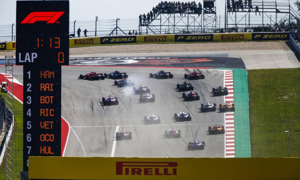 Гран При США против гонки NASCAR на американском ТВ – кто кого?