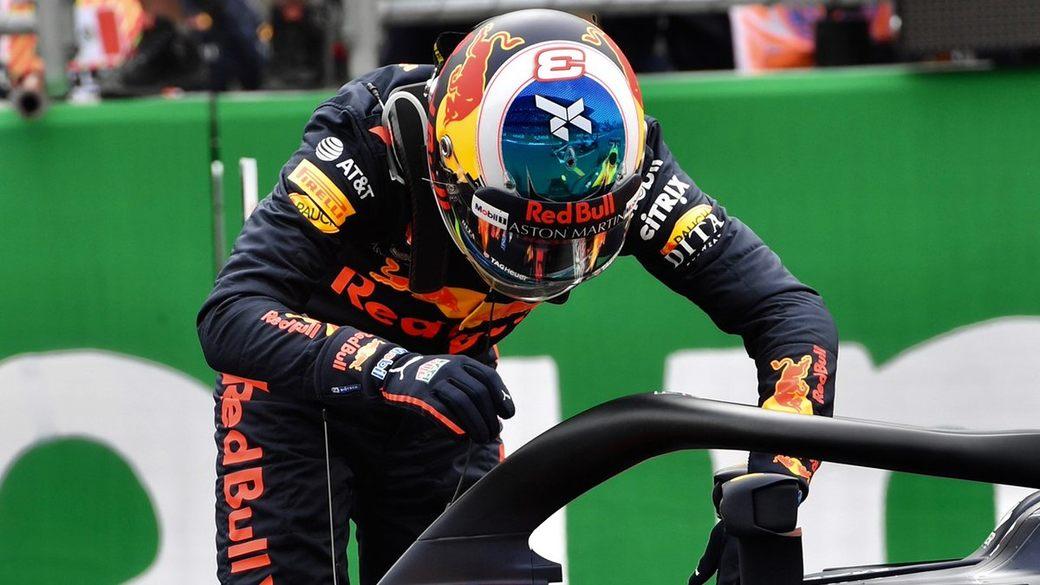 В Red Bull не держат зла на Даниэля Риккардо за слова о проклятой машине