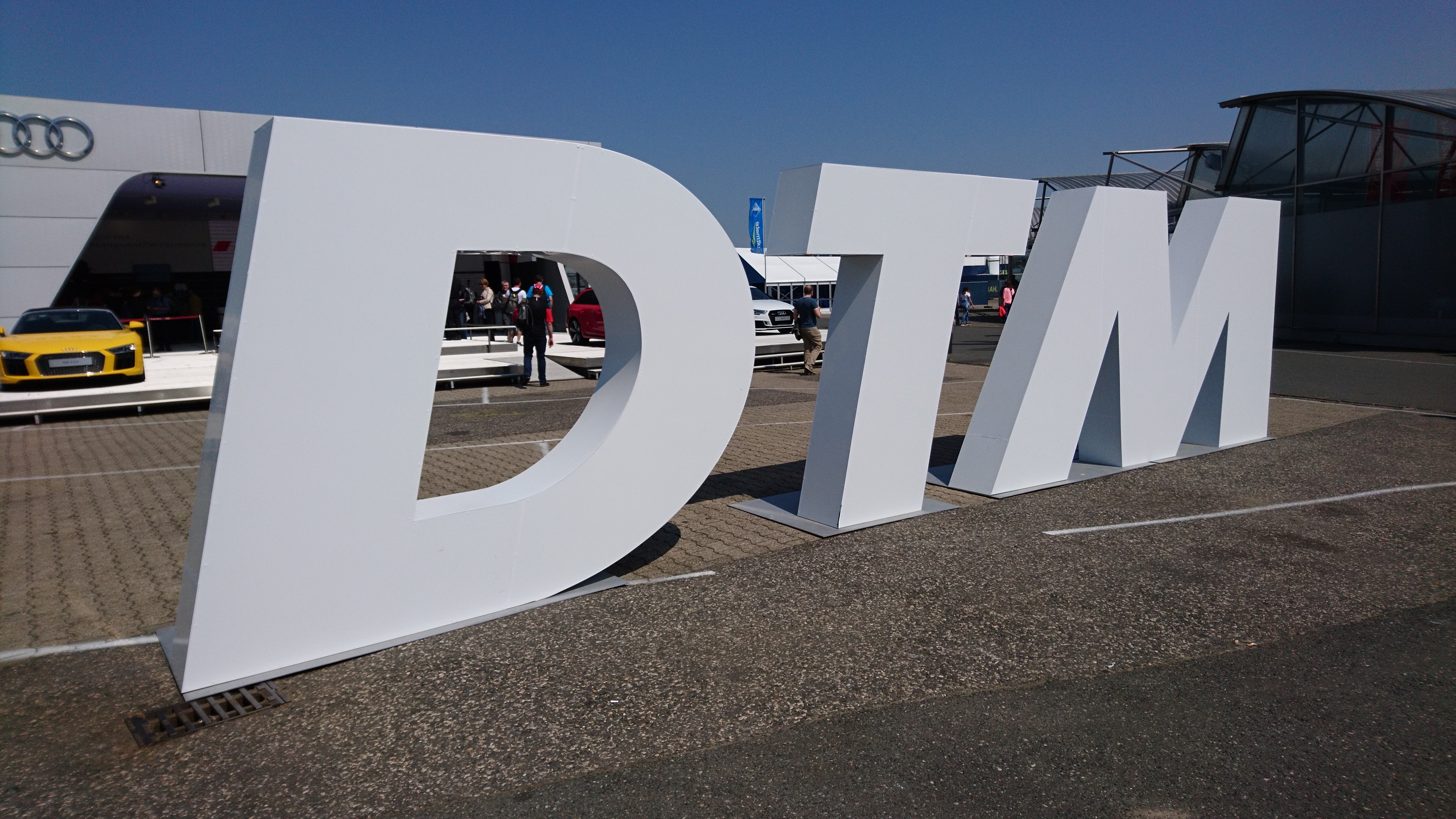 ДТМ в Хоккенхайме: назад в май