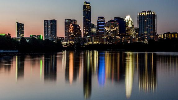 Историческая справка: США, Техас, Остин